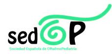 SEDOP - Sociedad Española de OftalmoPediatría