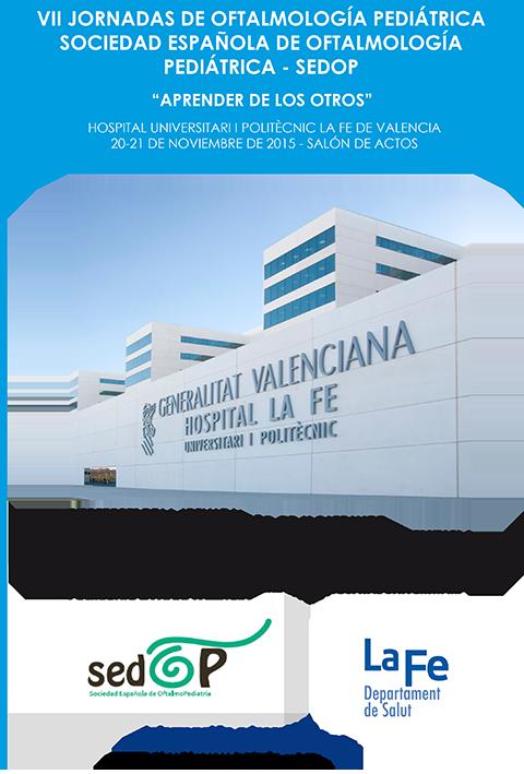 VII JORNADAS DE OFTALMOLOGIA PEDIATRICA